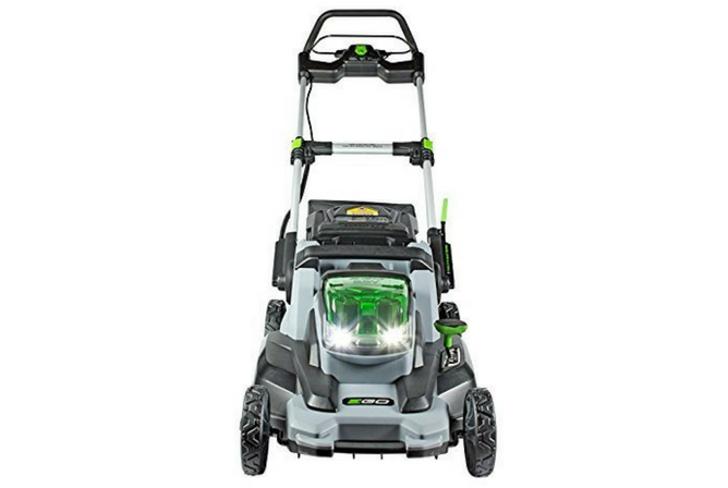 EGO Power+ 20-Inch 56-Volt Lithium-ion Cordless Lawn Mower front view