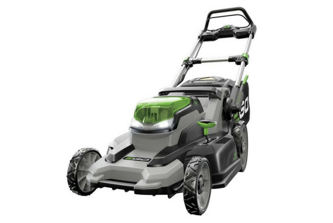 EGO Power+ 20-Inch 56-Volt Lithium-ion Cordless Lawn Mower full view