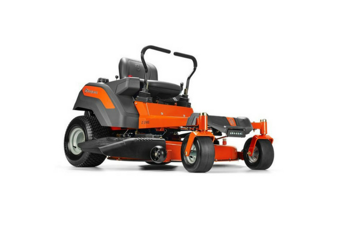 Husqvarna Z246I 23HP Briggs & Stratton 46 Zero Turn Lawn Mower full view