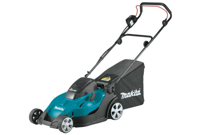 Makita XML02Z 18V X2 (36V) LXT Lithium-Ion 17 Cordless Lawn Mower full view