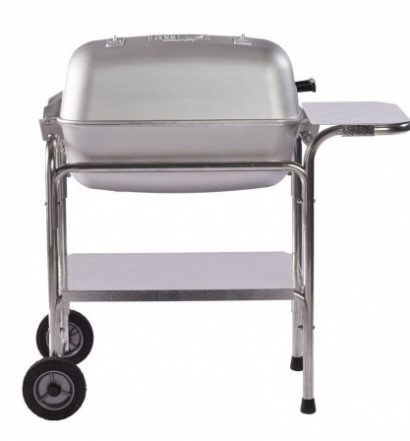 Original PK Grill and Smoker Review