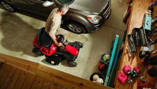 Troy-Bilt 30-Inch Neighborhood Riding Lawn Mower Review