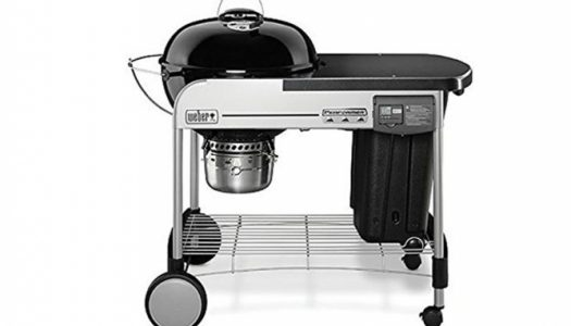 Weber Performer Deluxe Charcoal Grill Review