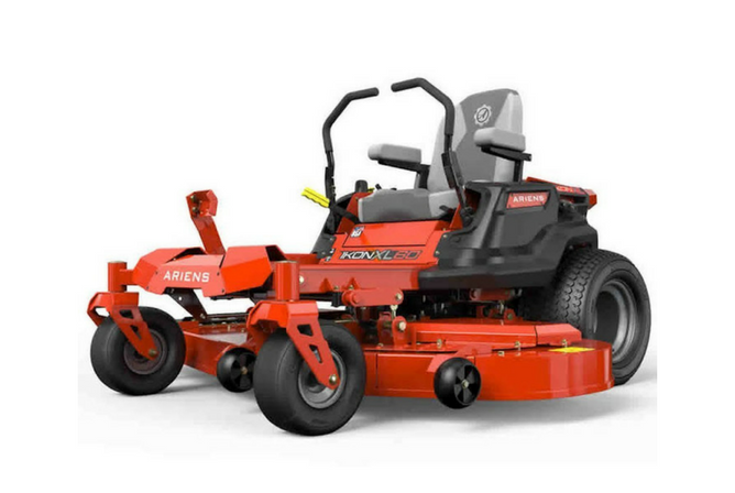 Ariens IKON-XL 60 Zero Turn Mower 24HP Kawasaki front