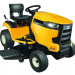 "Cub Cadet XT1 Enduro Series LT42"" Kohler Hydrostatic Gas Front-Engine Lawn Tractor full view"