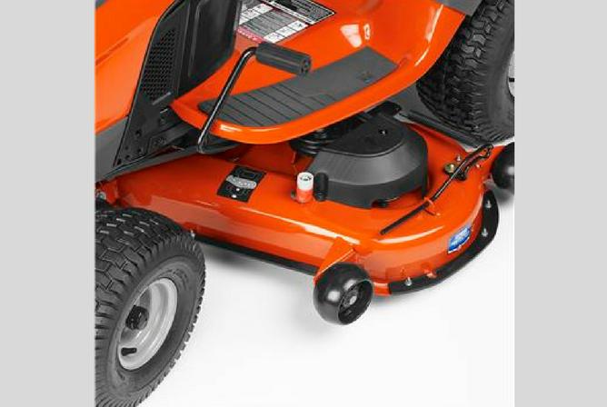 Husqvarna 960430216 YTH22V42 22V 42 Twin Hydro Pedal Tractor Mower cut deck