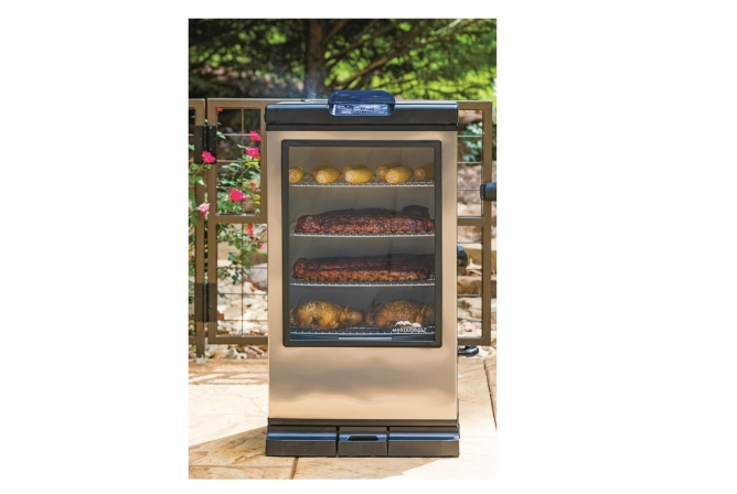 Masterbuilt 40 Inch Digital Electric Smoker Review Large Capacity