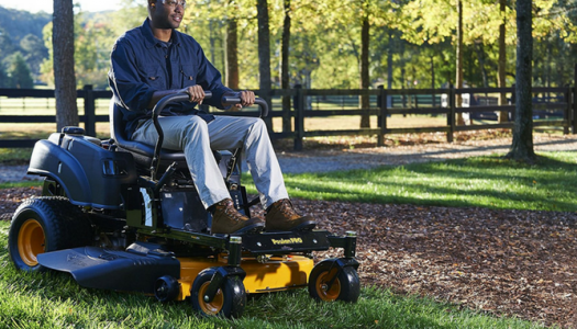 "Poulan Pro P46ZX Briggs V-Twin Pro 22 HP 46"" Zero Turn Radius Riding Mower Review"