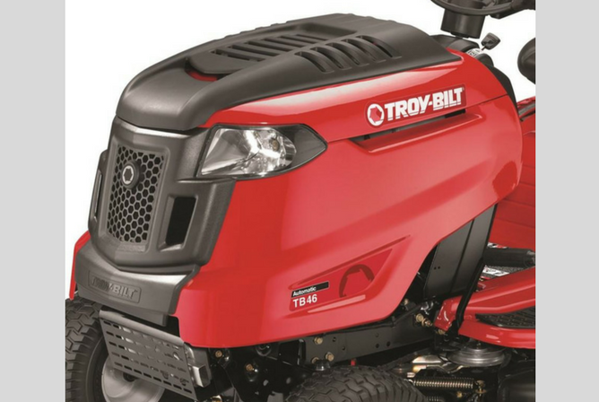 Troy-Bilt TB46 19HP540cc Intek 46-Inch Automatic Riding Lawn Tractor motor