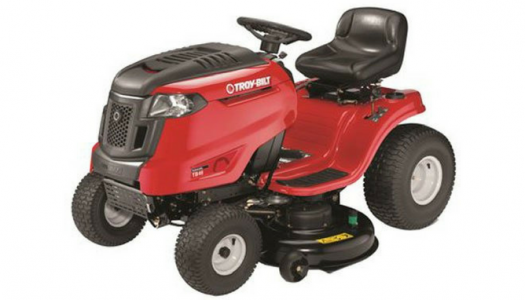 Troy-Bilt TB46 19HP/540cc Intek 46-Inch Automatic Riding Lawn Tractor Review