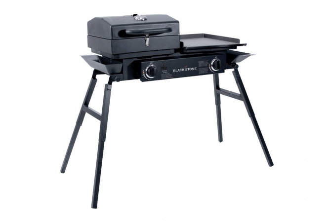 Blackstone Tailgater Gas Grill Review