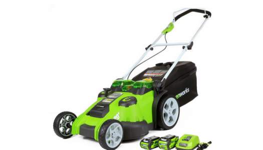 GreenWorks 25302 G-MAX 40V Twin Force 20-Inch Cordless Lawn Mower Review
