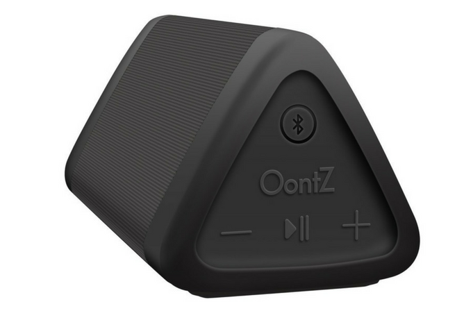 OontZ Angle 3 Portable Bluetooth Speaker Review front