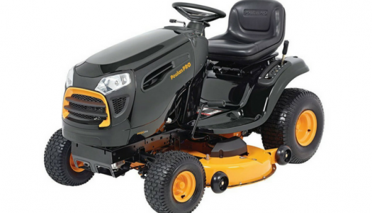 """Poulan Pro 960420188 46"""" 20 HP Briggs & Stratton Lawn Tractor Review"""