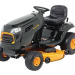 """Poulan Pro 960420188 46"""" 20 HP Briggs & Stratton Lawn Tractor full view"""