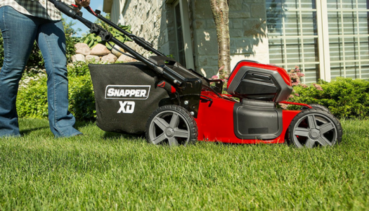 "Snapper XD SXDWM82K 82V Cordless 21"" Walk Mower Review"