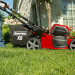 "Snapper XD SXDWM82K 82V Cordless 21"" Walk Mower in use"