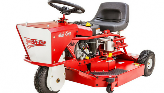 Swisher TWR10532BS 10.5HP Ride King Review