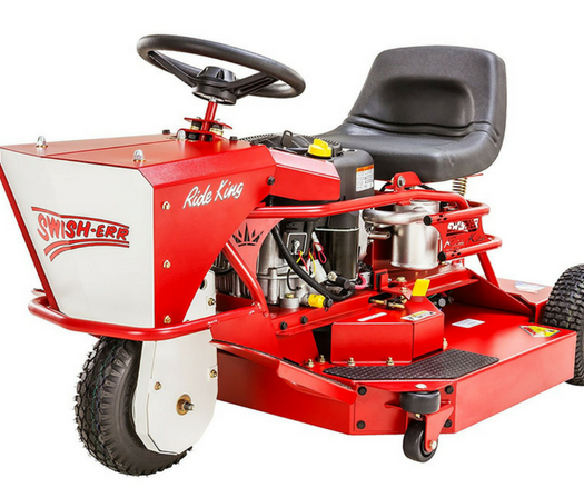 Swisher TWR10532BS 10.5HP Ride King Review full view