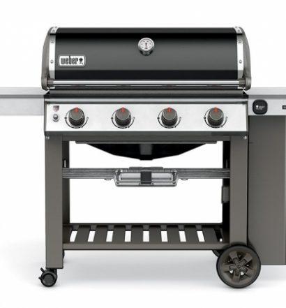 Weber Genesis II E-410 Propane Grill Review