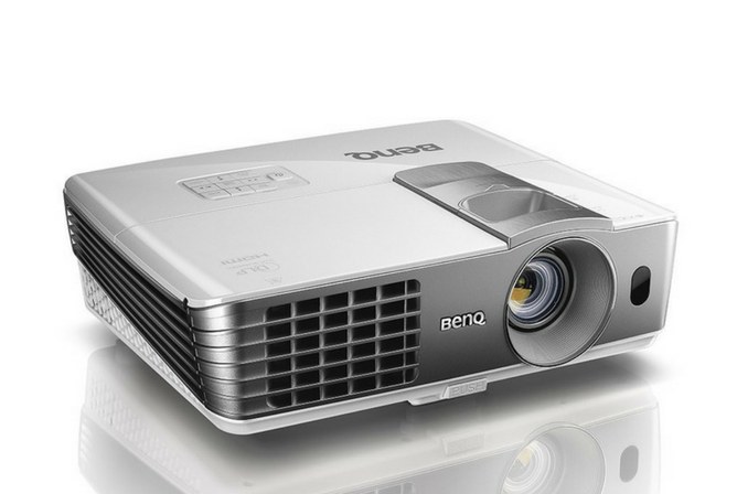 BenQ DLP HD 1080p Projector angled