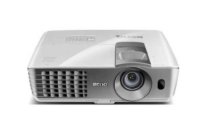 BenQ DLP HD 1080p Projector front