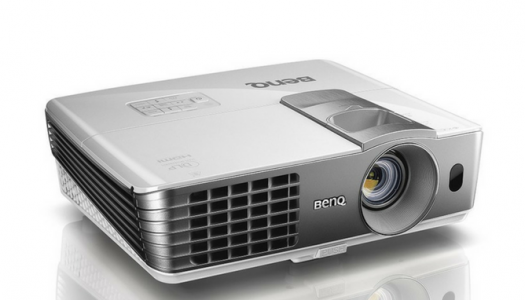 BenQ DLP HD 1080p Projector (W1070) Review