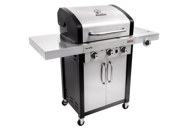Char-Broil Signature Tru-Infrared 3 Burner Gas Grill Review