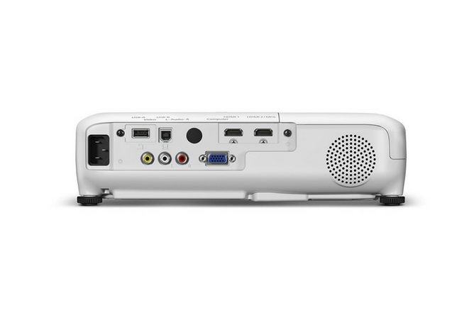 Epson Home Cinema 1040 1080p Home Theater Projector back