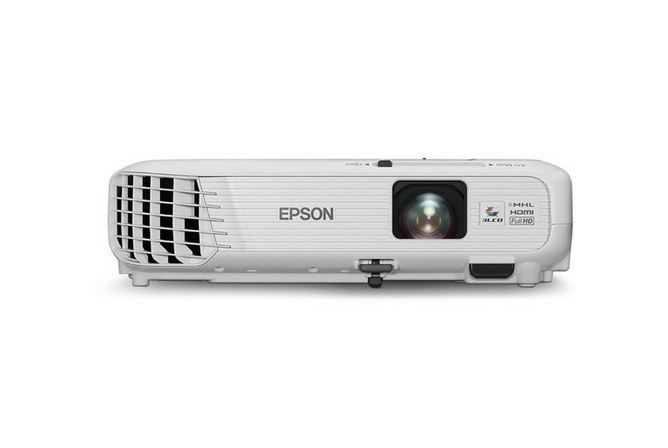 Epson Home Cinema 1040 1080p Home Theater Projector front