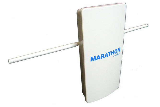 Marathon HDTV Long Distance Antenna front