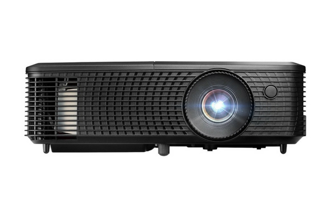 Optoma HD142X 1080p 3000 Lumens 3D DLP Home Theater Projector front