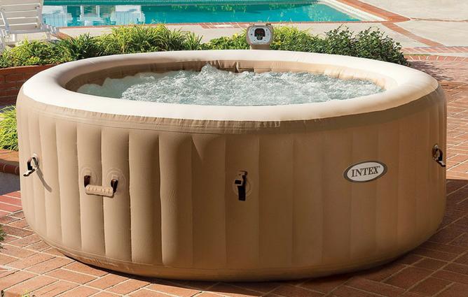 77-inch Bubble Massage Spa Set