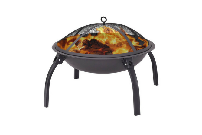 Giantex Outdoor Stove Fire Pit