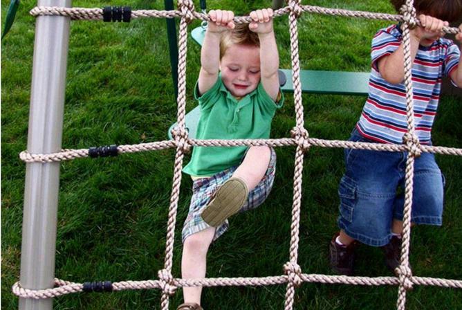 Lifetime Big Stuff Adventure Play Set ropes