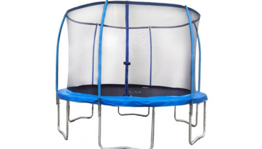 S03 Yongcun Trampoline with Enclosure Outdoor Trampoline Review