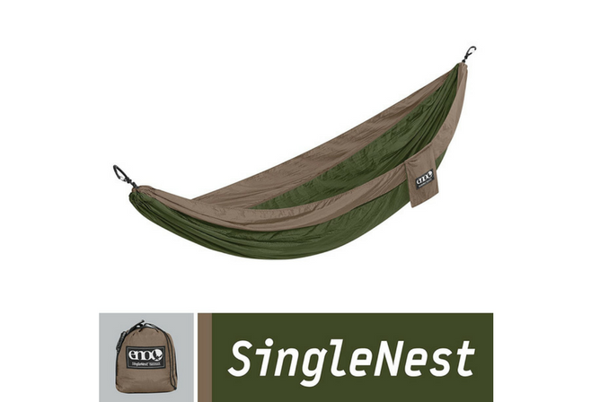 SingleNest Portable Hammock for One
