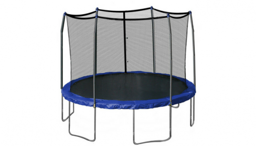 Skywalker Trampolines 12-Feet Round Trampoline and Enclosure with Spring Pad Review
