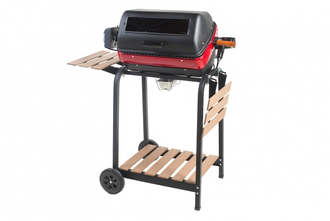 Easy Street Deluxe Electric Cart Grill Review
