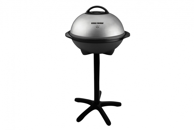 George Foreman Indoor Outdoor Electric Grill Review