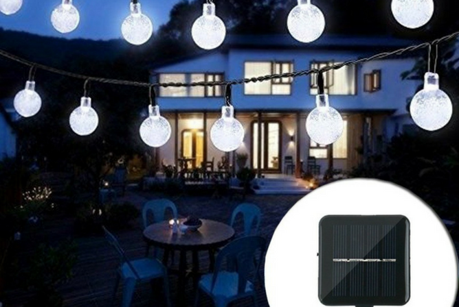 Bolansi Solar String Light