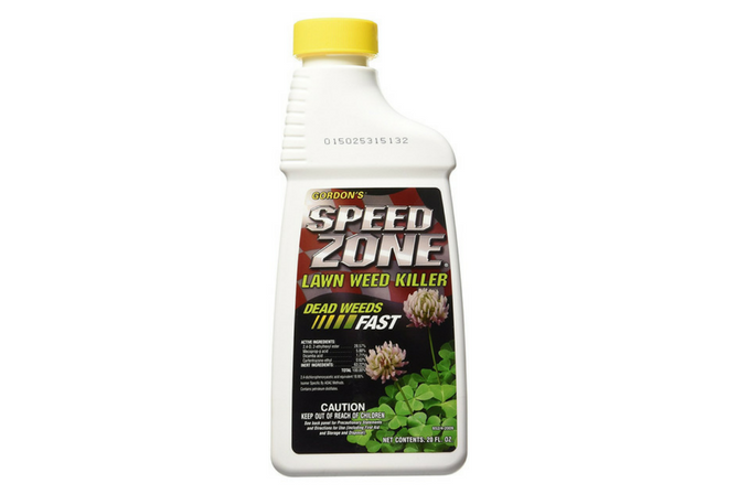 PBIGordon 652400 Speed Zone Lawn Weed Killer, 20-Ounce