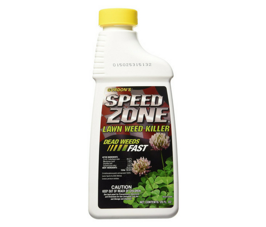 PBIGordon 652400 Speed Zone Lawn Weed Killer, 20-Ounce