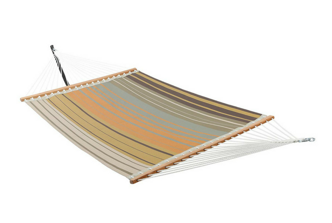 Patio Watcher double hammock