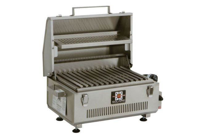 Solaire SOL-IR17MWR Marine Grade Stainless Steel Infrared Grill