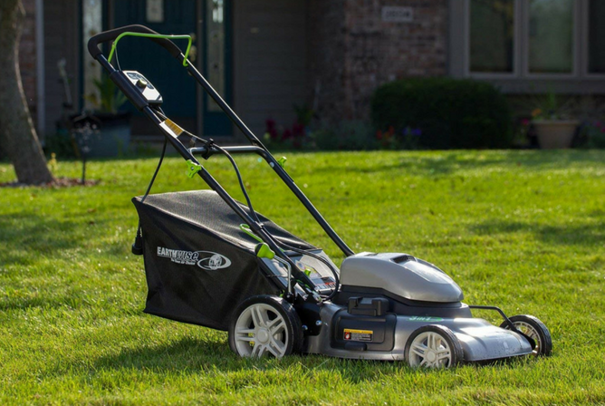 Earthwise 20 Inch Corded Electric Lawn Mower
