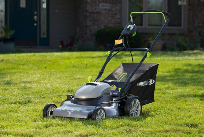 Earthwise 50520 20 Inch Corded Electric Lawn Mower