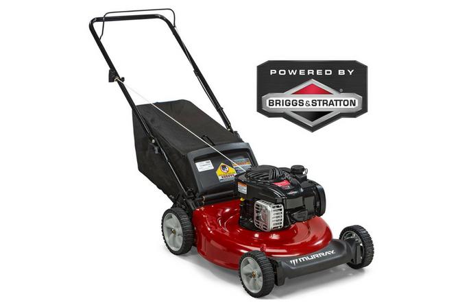 Murray 21 Inch Gas Push Lawn Mower