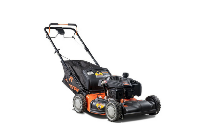 Remington RM410 Pioneer 159cc 21 Inch All Wheel Drive Self Propelled 3-in-1 Gas Lawn Mower