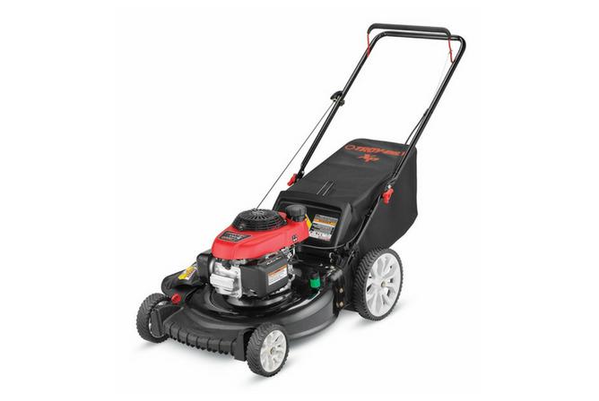 Troy-Bilt TB130 XP 163cc 21 Inch 3-in-1 Gas Push Mower